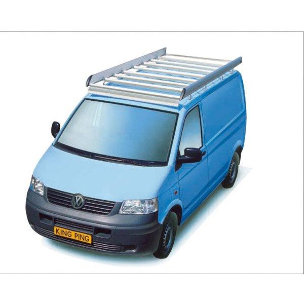dachtr ger f r vw t5 transporter aus aluminium