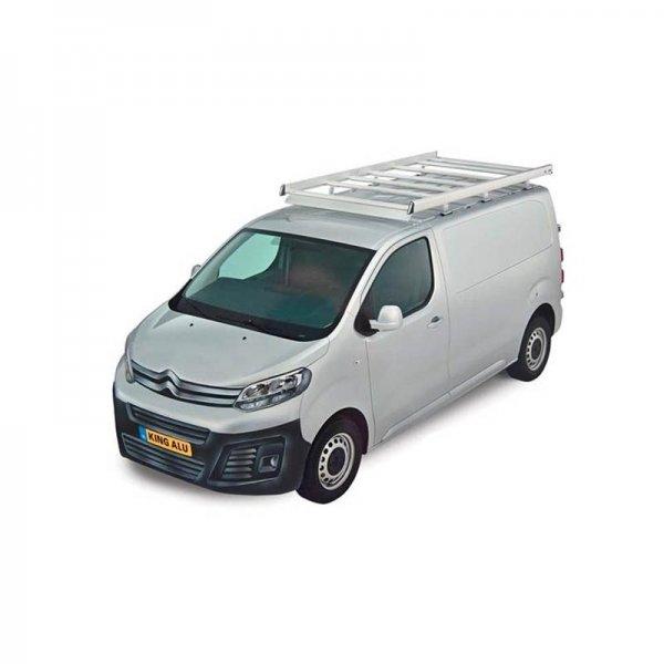 14 Ford Transit Custom L1 270 Swb: Dachträger Citroen Jumpy Peugeot Boxer Fiat Scudo