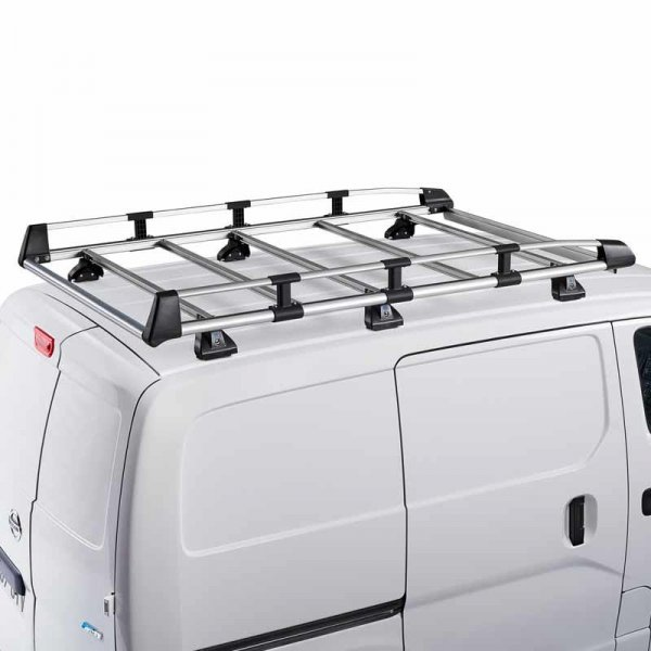 dachgep cktr ger f r fiat doblo und opel combo l1 aluminium. Black Bedroom Furniture Sets. Home Design Ideas