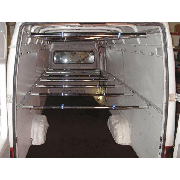 kleiderstange f r airlineschienen im transporter 1. Black Bedroom Furniture Sets. Home Design Ideas