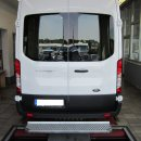 Gefederte Hecktrittstufe Ford Transit, VW Crafter, MAN...