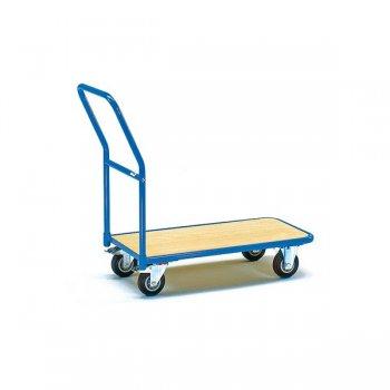 magazinwagen 200 kg tragkraft in der farbe blau. Black Bedroom Furniture Sets. Home Design Ideas